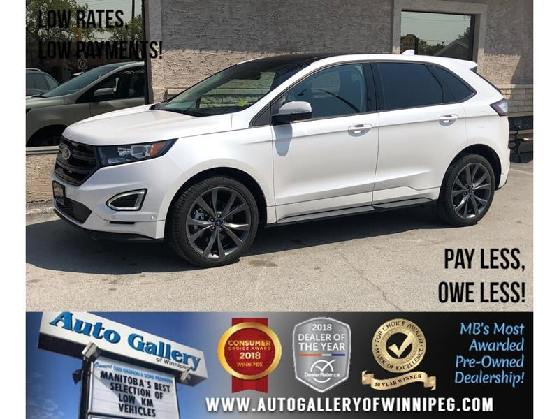 2018 Ford EDGE Sport *AWD/Htd Seats/Navi/Bluetooth #23917
