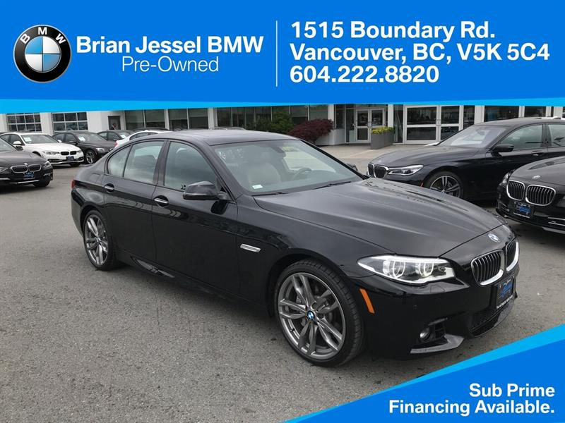 Bmw 535I Xdrive >> 2016 Bmw 535i Xdrive Utive Edition Used For Sale In Vancouver At