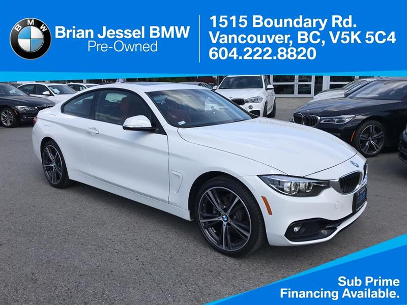 2018 BMW 4 Series #BP801710