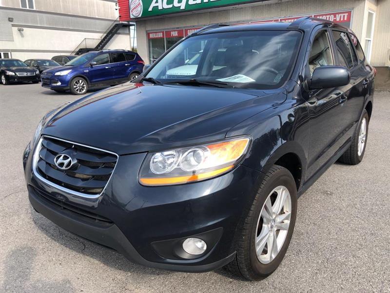 Hyundai Santa Fe 2011 GL #MD1609