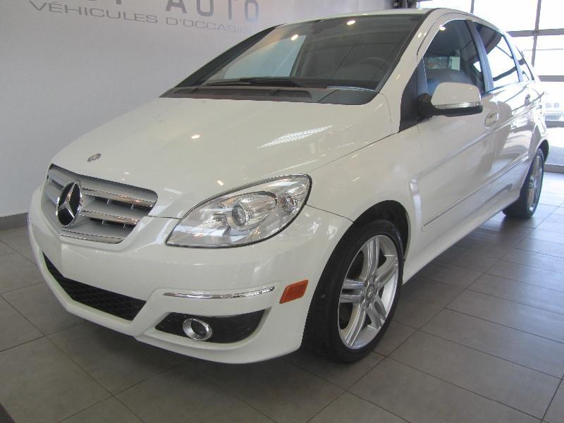Mercedes-Benz B200 2011 B200 #4048A
