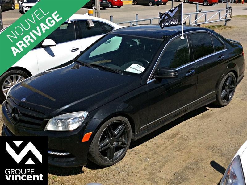 Mercedes-Benz C-Class 2011 C 350 4MATIC **GARANTIE 10 ANS** #K6098AH