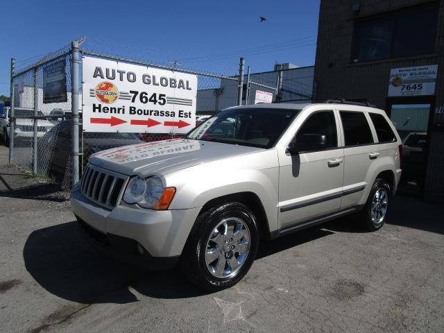 Jeep Grand Cherokee 2008 4WD Laredo Cuir, Mags, Toit, Air Climatisée #19-599