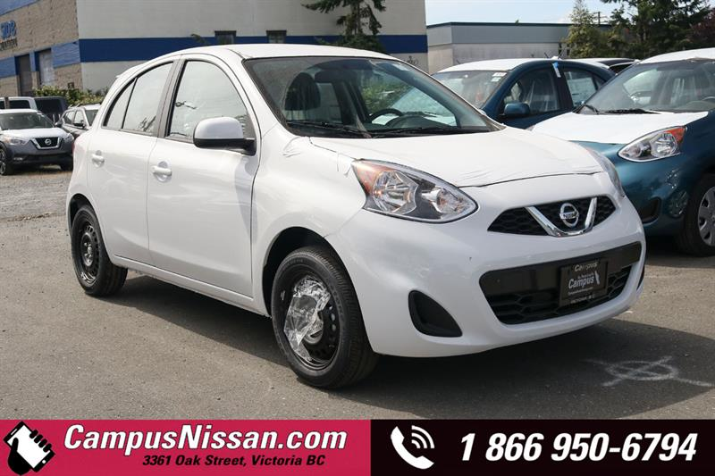 2019 Nissan Micra SV FWD #9-A232-NEW