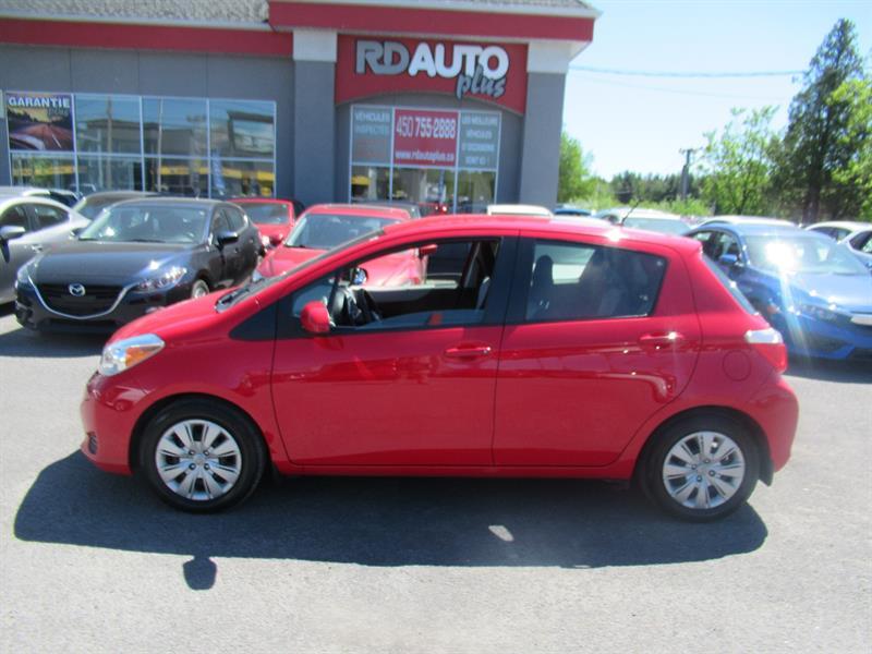 Toyota Yaris 2012 5dr HB #10510