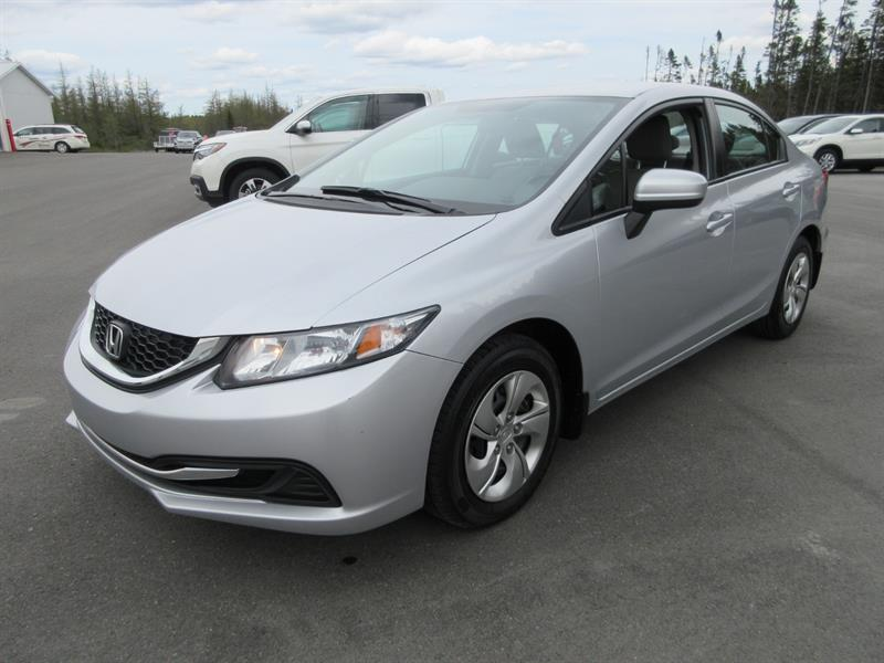 2015 Honda Civic Sedan 4dr Auto LX #H19175A