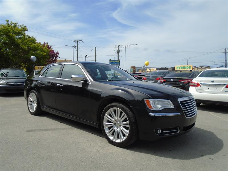 Chrysler 300 2011 4dr Sdn Limited RWD