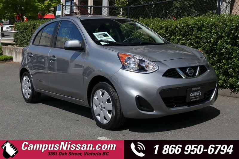 2015 Nissan Micra | SL | FWD w/ Bluetooth #9-B162A