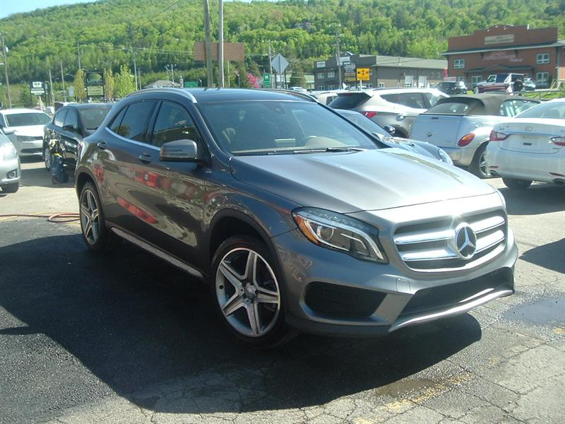 Mercedes-Benz GLA250 2016 4matic #0686