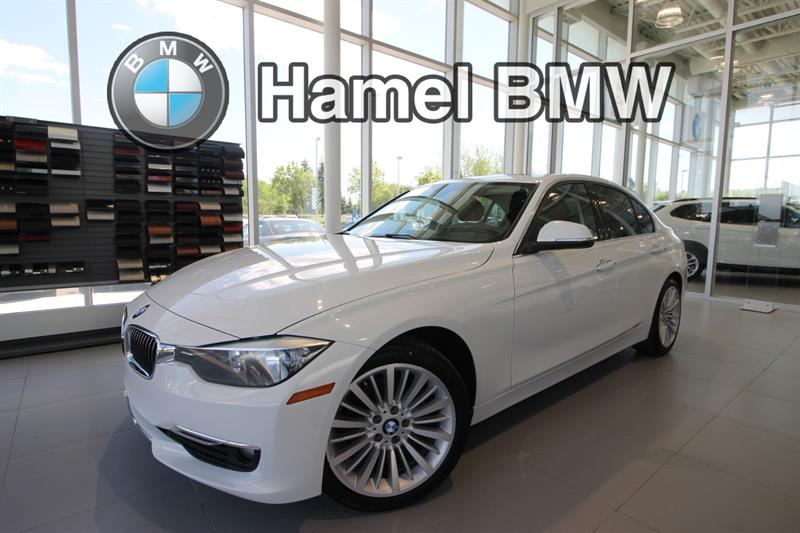 2015 BMW 3 Series 4dr Sdn 320i xDrive AWD #U19-126