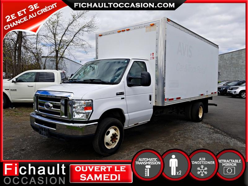 2014 Ford  Club Wagon E-350 Super renforcé