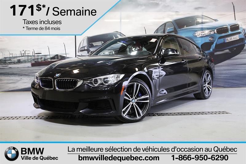 BMW 440i 2017 xDrive Gran Coupe #U5385