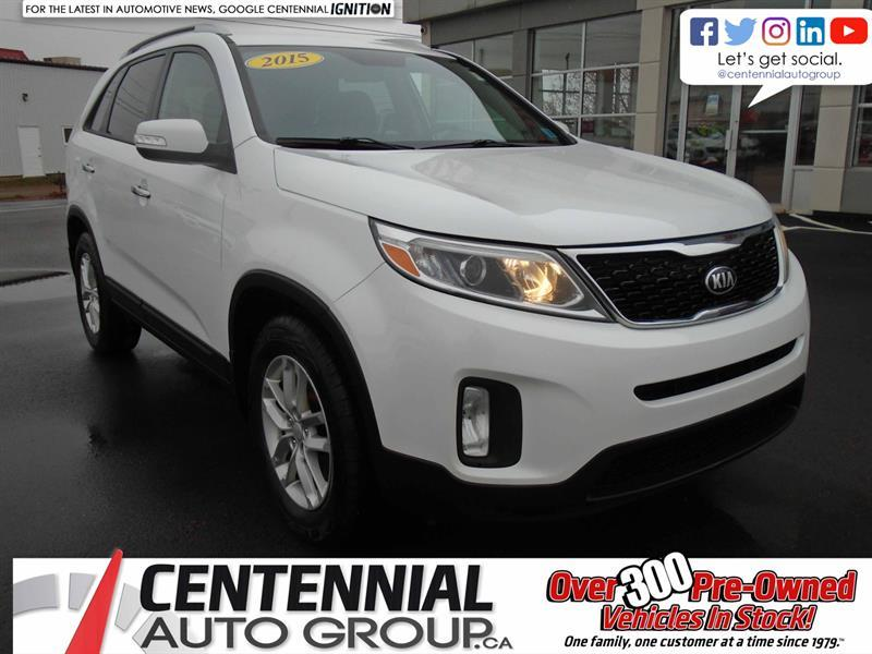 2015 Kia Sorento LX FWD | Heated Seats | Bluetooth #N1736B