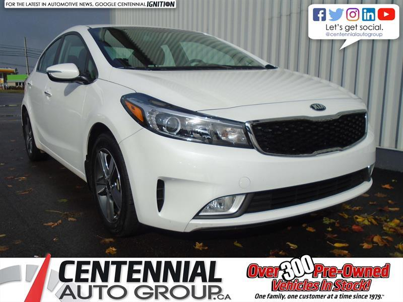 2018 Kia Forte EX | Heated Seats | Backup Camera #N1693B