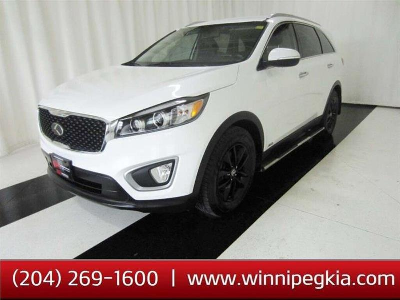 2016 Kia Sorento 3.3L LX+ AWD *Remote Start, Cruise, Backup Camera! #19ST326A