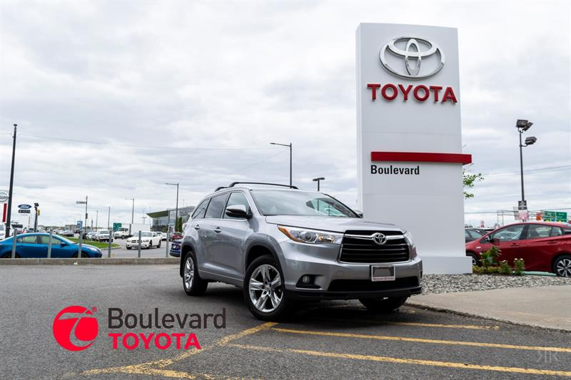 Toyota Highlander 2015 * LIMITED AWD * #530194