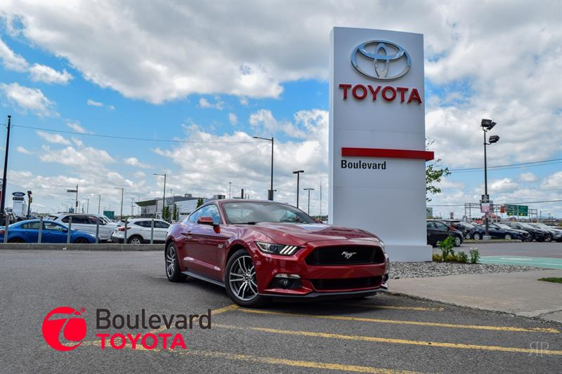 2015 Ford Mustang * GT * #84852D