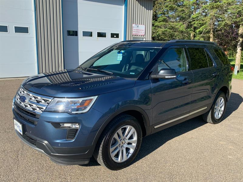 Ford Explorer 2018 XLT 4WD #3643