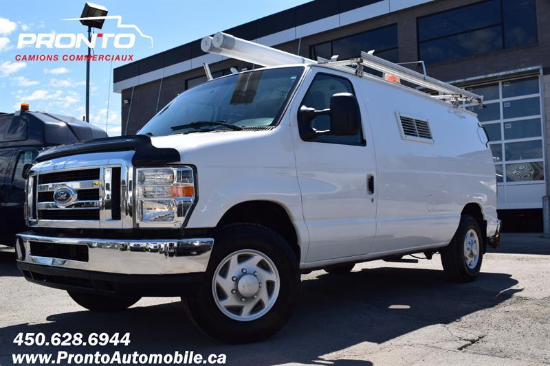 Ford Econoline Cargo Van 2008 Génératrice Onan ** E-350 ** 5.4L **  #1881