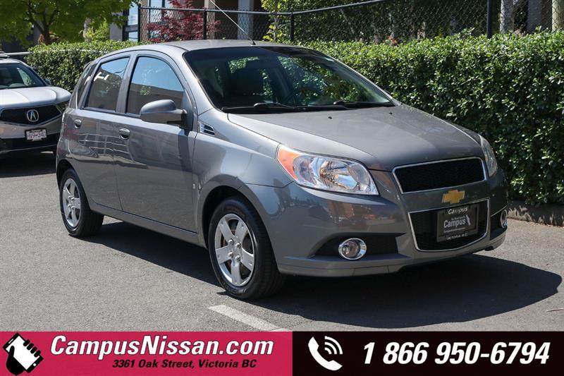 2009 Chevrolet Aveo | LS | FWD | Manual #A7450B