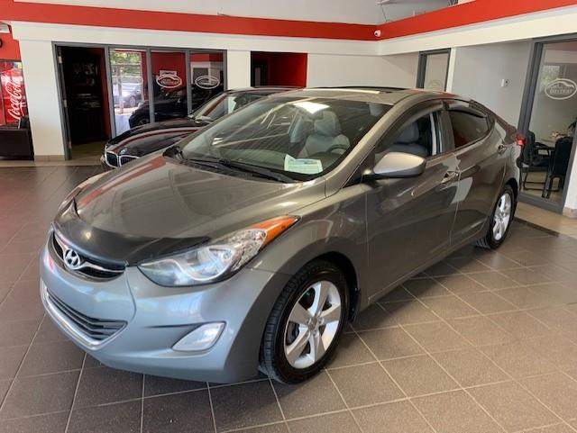 Hyundai Elantra 2013 GLS ***1-2-3-4 CHANCES CREDIT*** #*005-4495-TH