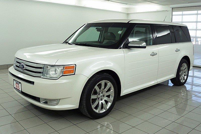 Ford Flex 2012 SEL AWD *TOIT - CUIR - Bluetooth - CRUISE* #564