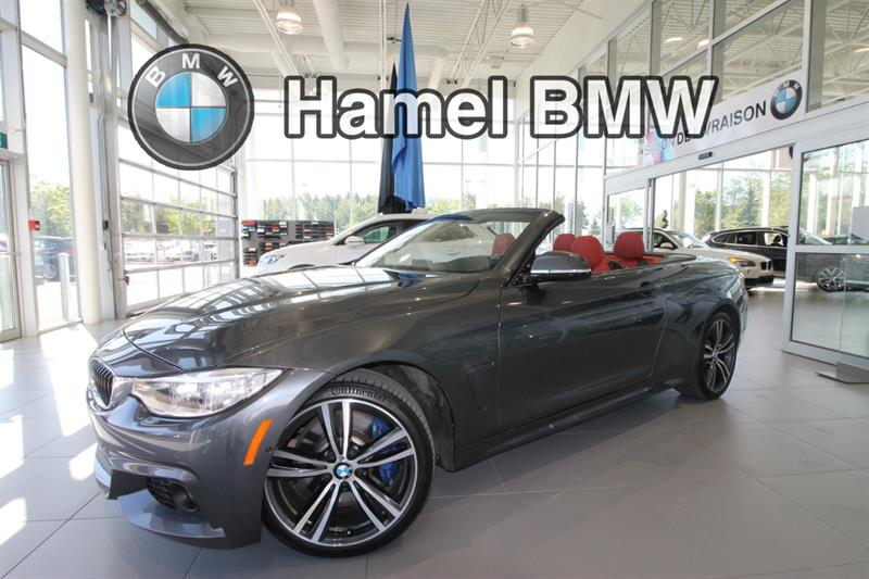 2016 BMW 4 Series 2dr Conv 435i xDrive AWD #U19-120