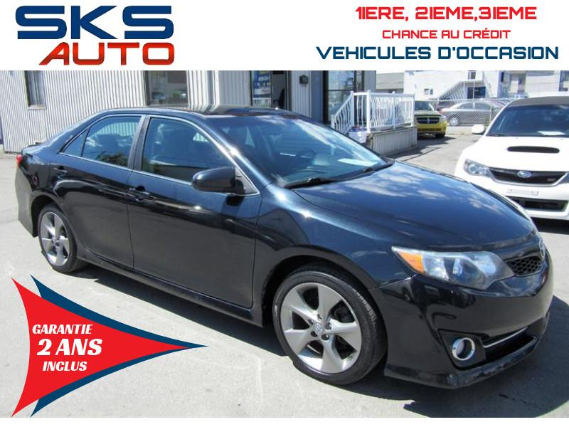 Toyota Camry 2012 SE (GARANTIE 2 ANS INCLUS) FINANCEMENT MAISON #SKS-4414