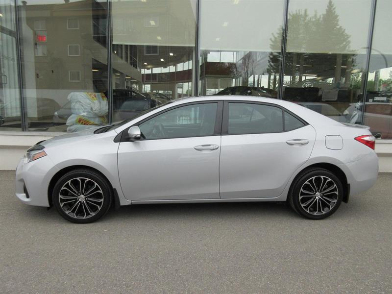 Toyota Corolla 2014 S Cuir ,Toit, Mags #Z000261