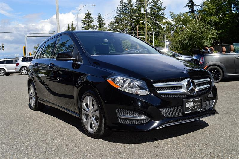 2015 Mercedes-Benz B-Class B250 Sports Tourer 4MATIC #CWL9159M