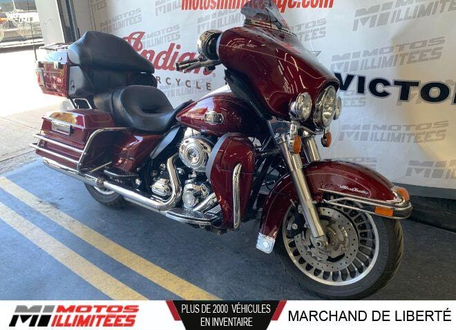 Harley Davidson FLHTC Electra Glide Classic 2010