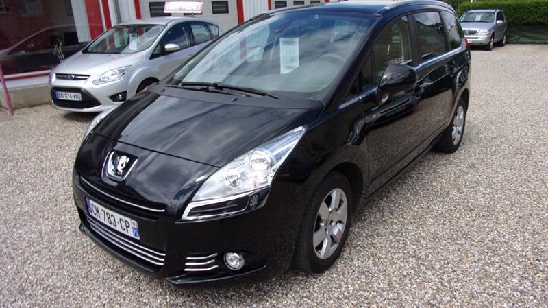 Peugeot 5008 2012 1.6 HDI115 FAP ALLURE 5PL #3001