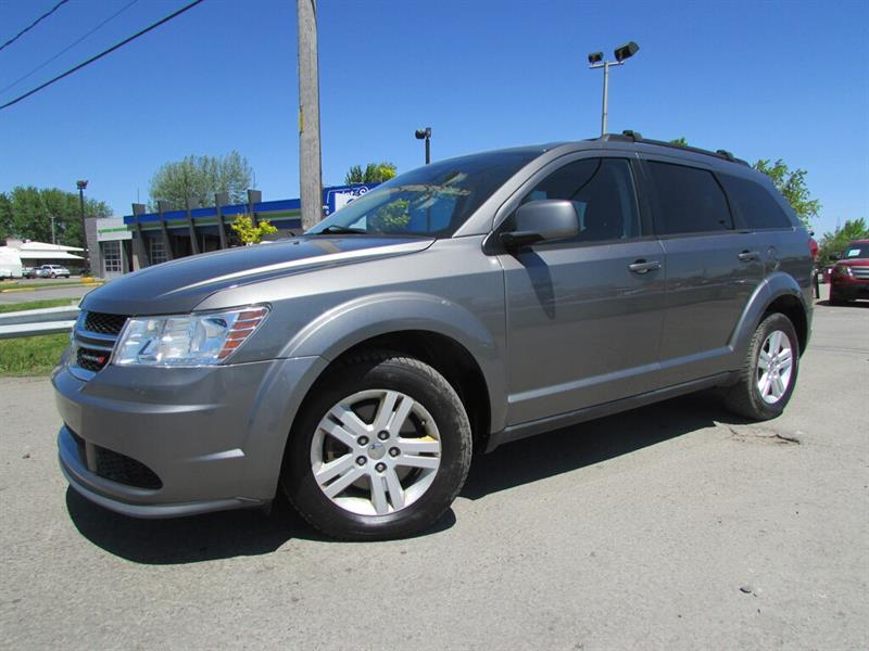 Dodge Journey 2012 SE BLUETOOTH MAGS GR ELECT!! #4517