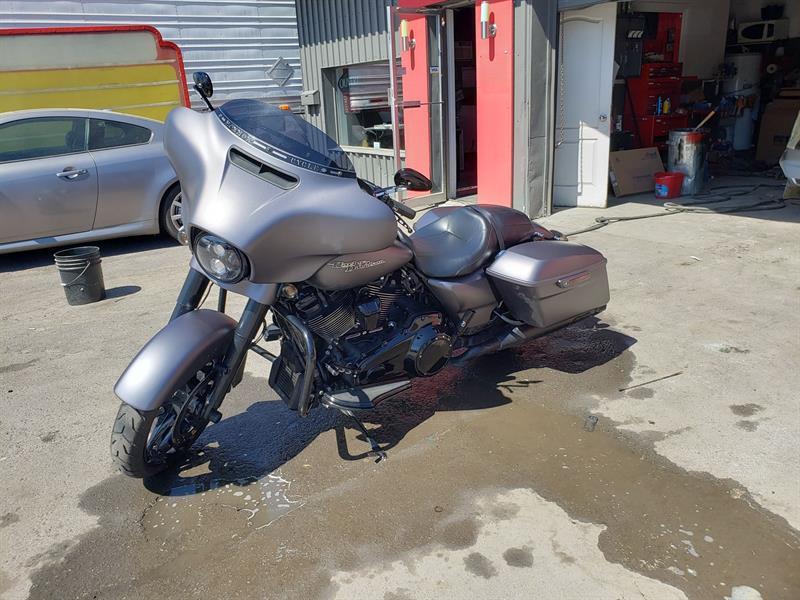 Harley Davidson FLHXS 2017 #204