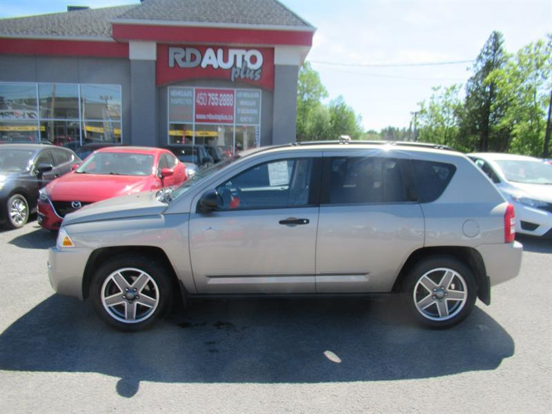 Jeep Compass 2009 4WD 4dr NOTRH #10451