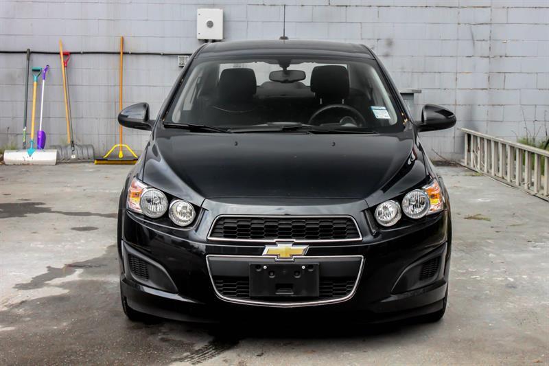 2015 Chevrolet Sonic LT #BJM4833A