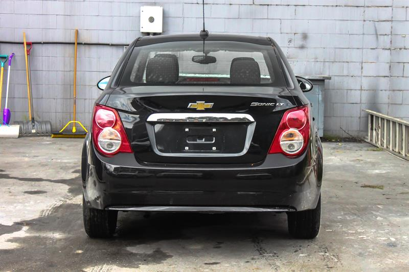 2015 Chevrolet Sonic LT Used for sale in Vancouver at