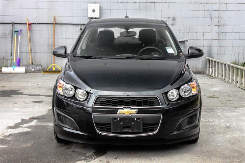 2015 Chevrolet Sonic LT #BJM5048A