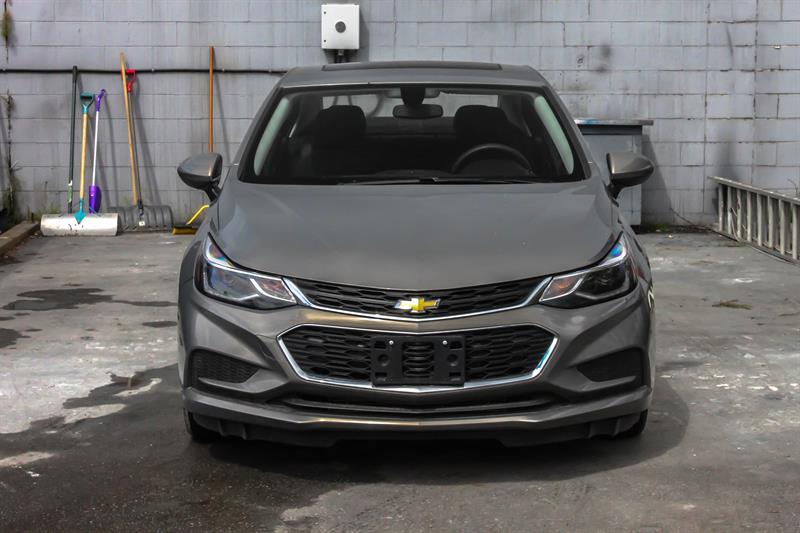 2018 Chevrolet Cruze 4dr Sdn 1.4L LT w-1SD #BJA4529