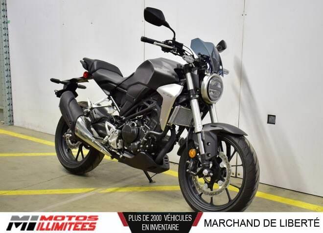 Honda CB300R 2019