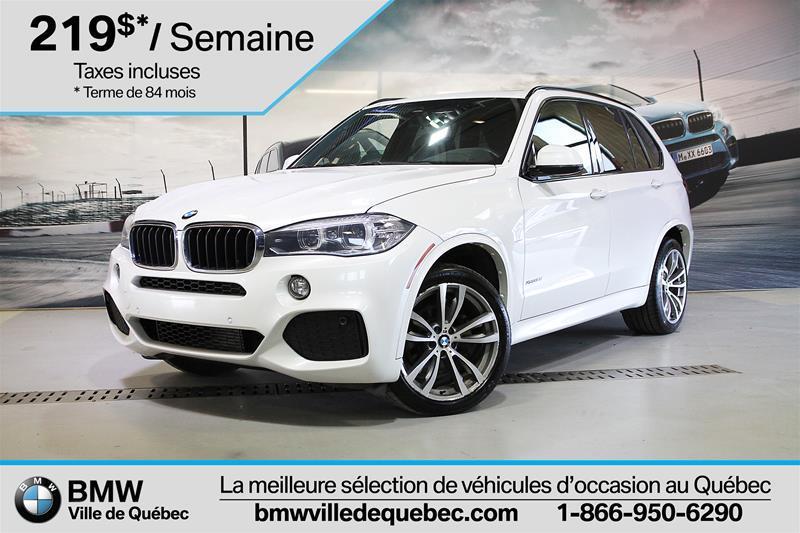 BMW X5 2016 xDrive35i #U5398
