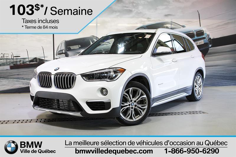 BMW X1 2016 xDrive28i #U5416