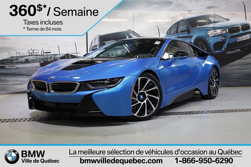 BMWi i8 2015 #U5327A