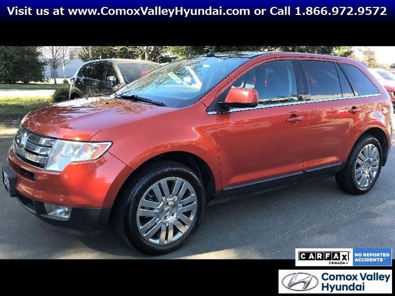 2008 Ford EDGE Limited 4D Utility AWD #PH1099