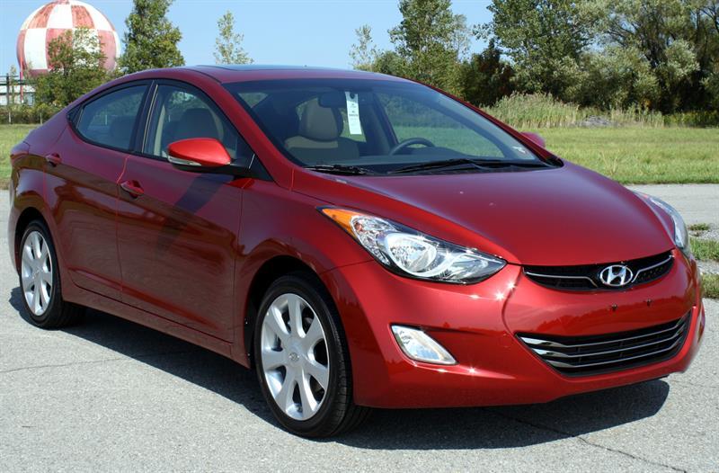Hyundai Elantra 2011 *GL**1-2-3-4 CHANCES CREDIT* #TH54FRE4