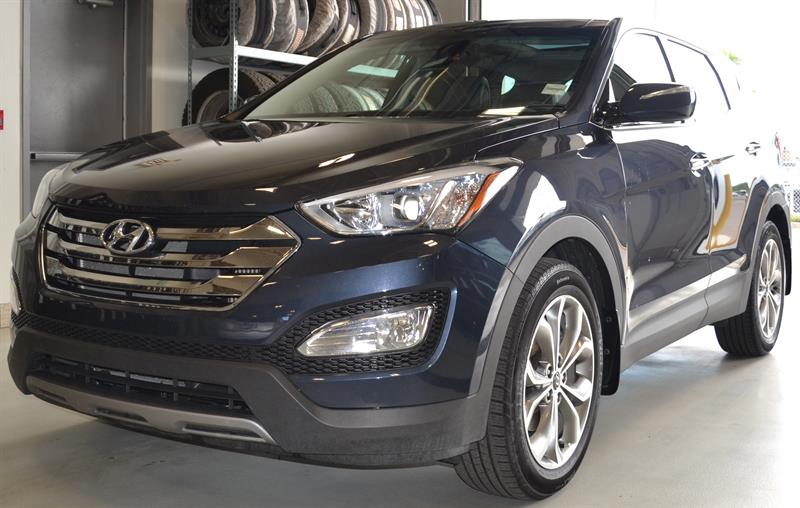 2013 Hyundai Santa Fe Limited Sport #DZ1805A1