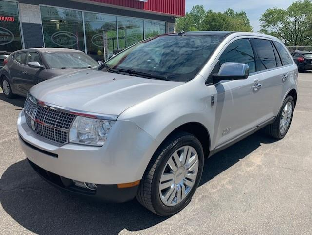 Lincoln MKX 2009 ***1-2-3-4 CHANCES CREDIT*** #136-4530-HG