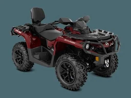 BOMBARDIER CAN-AM OUTLANDER MAX XT 650 2018