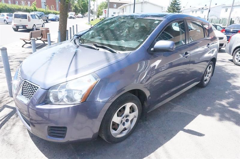 Pontiac Vibe 2009 4dr Wgn FWD