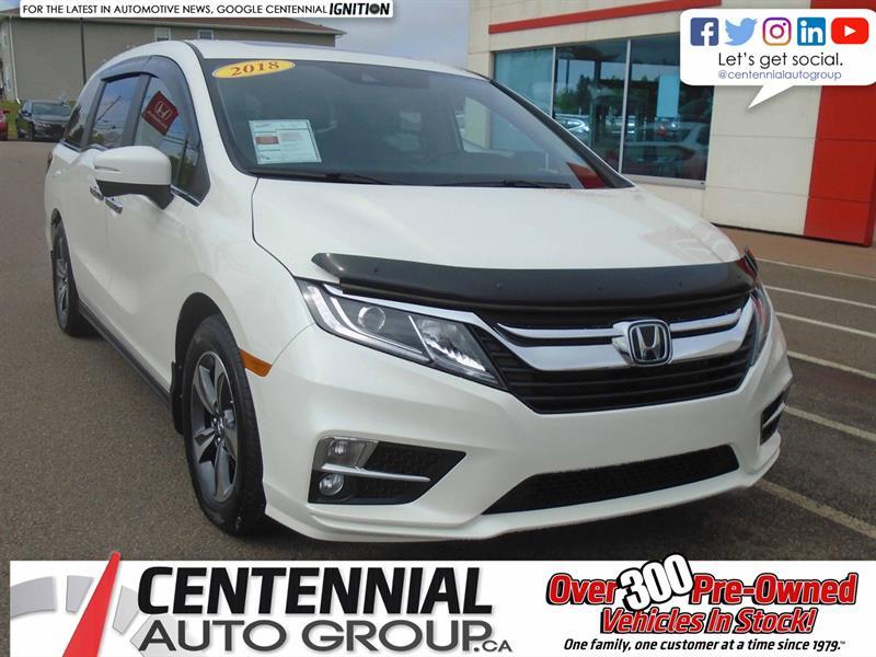 2018 Honda Odyssey EX-L RES #9759A